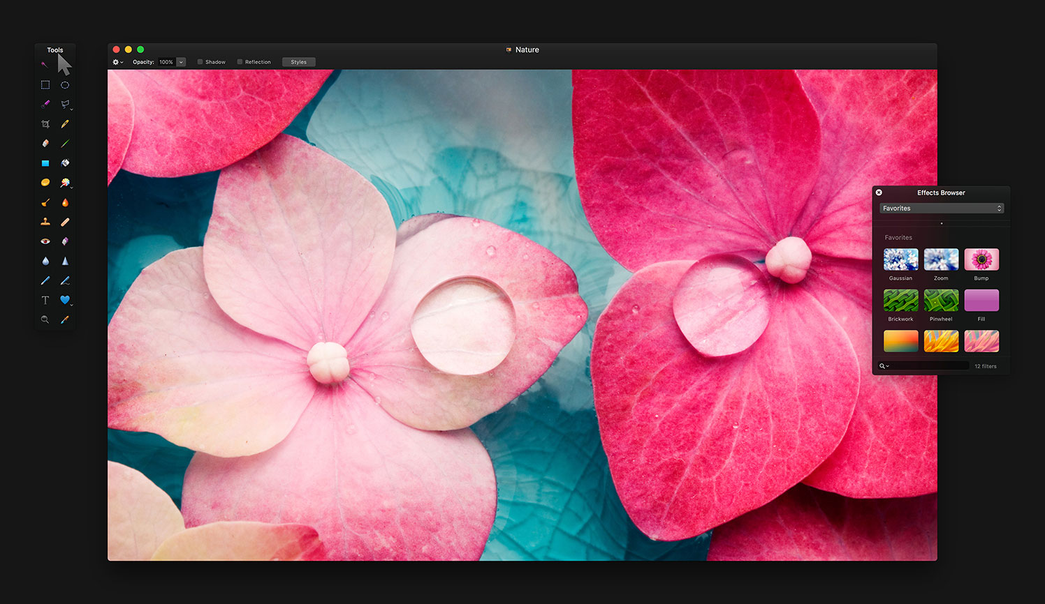 free vintage photo effects for mac